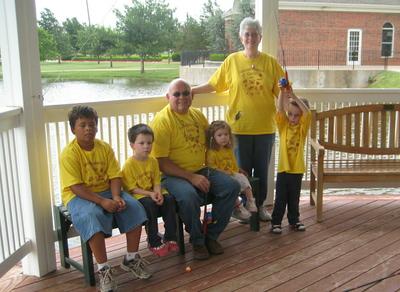 Grandparents Camp T-Shirt Photo