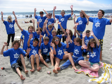 Zach's Bar Mitzvah Beach Party! T-Shirt Photo