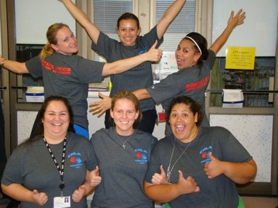 Chla Picu...Saving Lives One Shift At A Time. T-Shirt Photo
