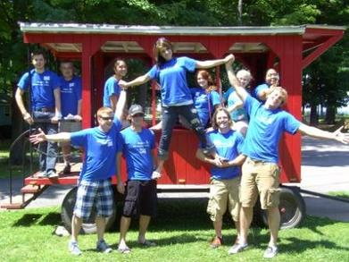 Niagara Adventure Camp Staff T-Shirt Photo