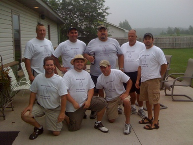 Hubba Open Golf Outing T-Shirt Photo