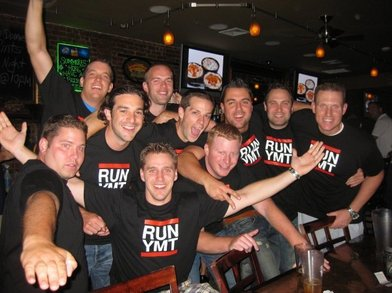 Run Ymt Reunion T-Shirt Photo