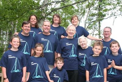 Lake Reunion T-Shirt Photo