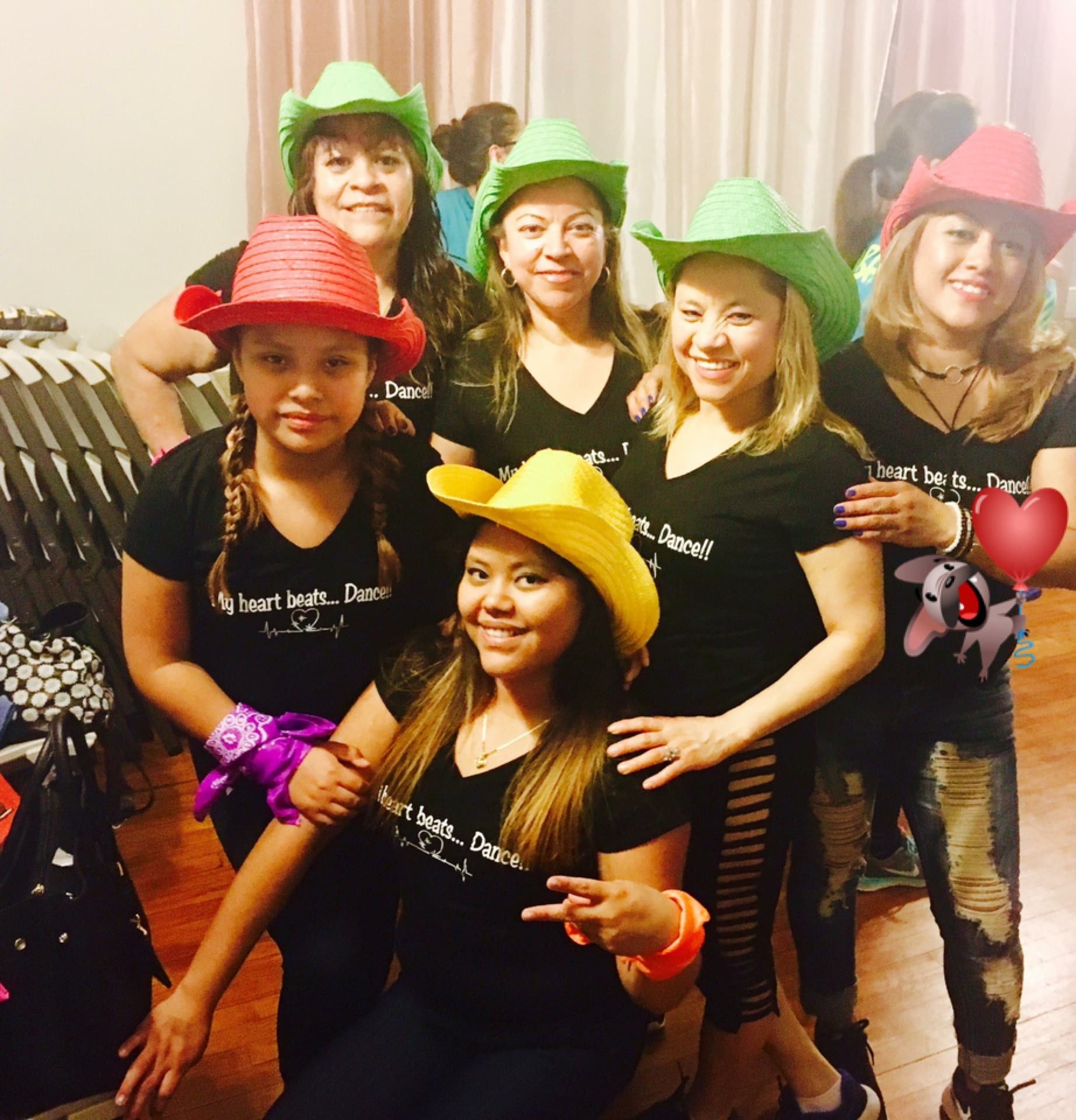 Design your own t-shirt and hats - My Beautiful Group T Shirt Photo