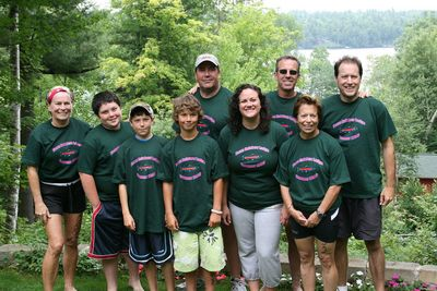 Team Rl Group Photo T-Shirt Photo
