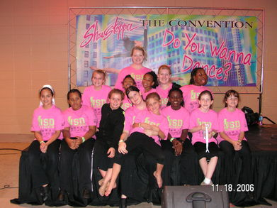 Jordan Dancers Sponsorship Tshirts! T-Shirt Photo