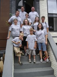 Team Uff Da! T-Shirt Photo
