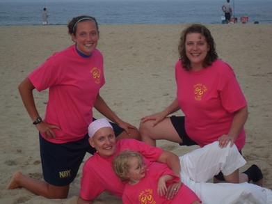 The Pink Team T-Shirt Photo