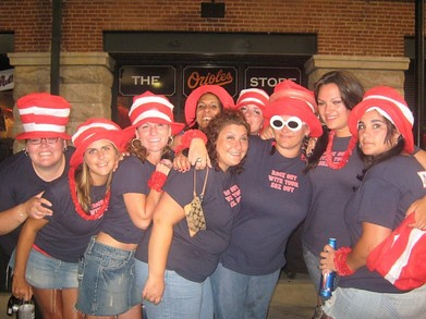 Red Sox In Baltimore T-Shirt Photo