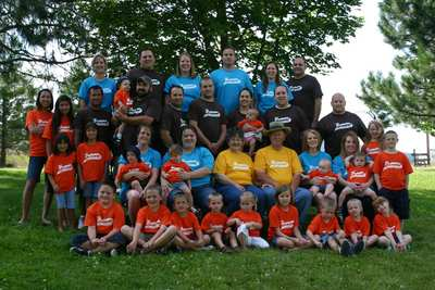 Brower Family Reunion T-Shirt Photo