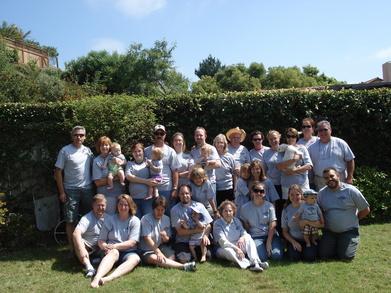 Weaver Reunion 2009 T-Shirt Photo