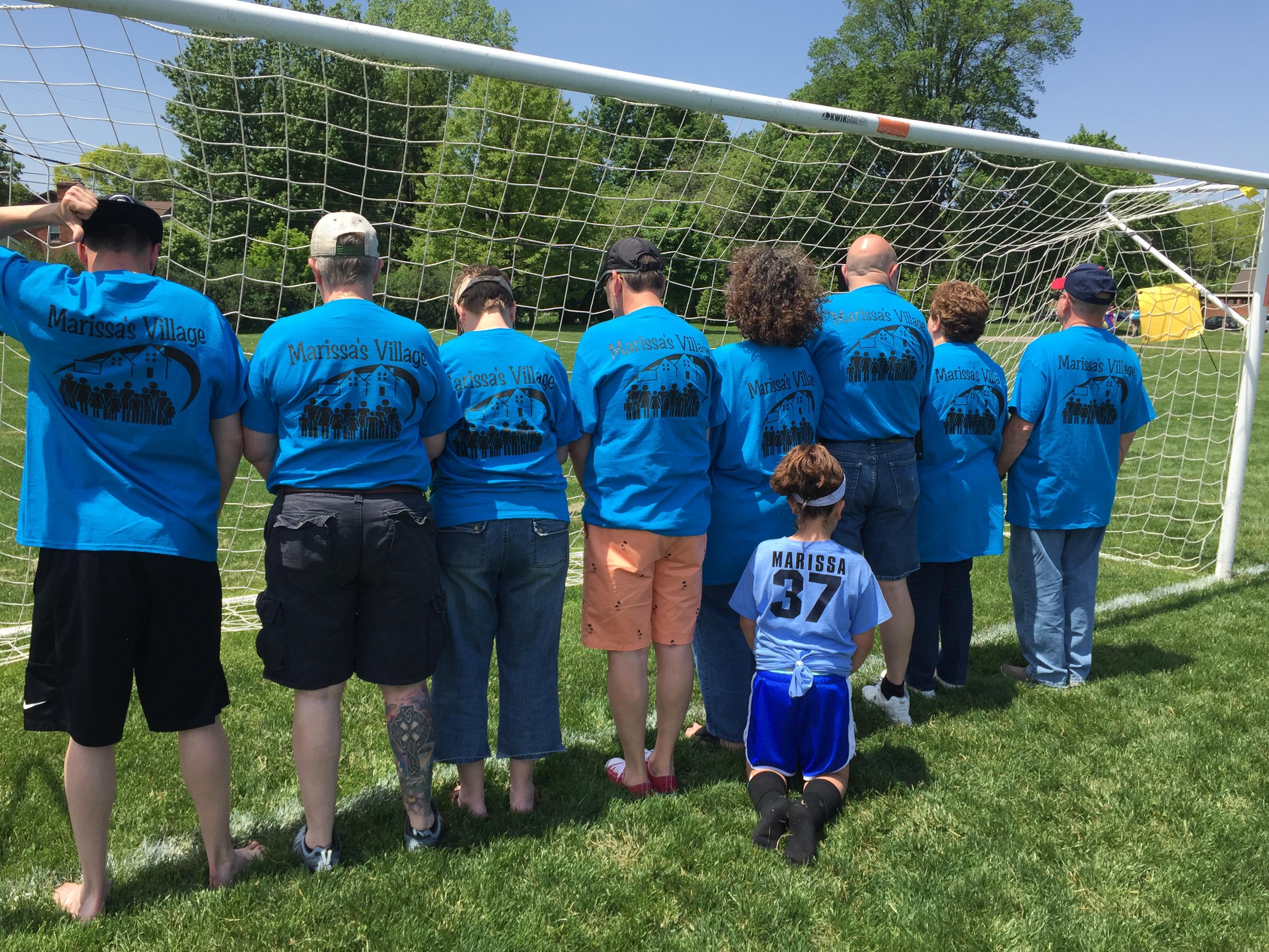 Design your own t shirt columbus ohio - Marissa S Village T Shirt Photo