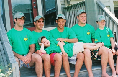 The Boys Of Obx 09 T-Shirt Photo