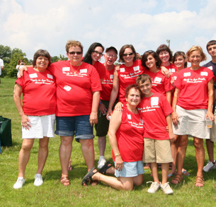 Larca Scavone Reunion T-Shirt Photo