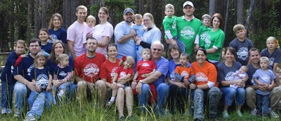 Rogers Rockin Yellowstone Reunion T-Shirt Photo