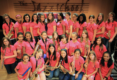 Jazzschool Girls Jazz And Blues Camp Berkeley Ca T-Shirt Photo