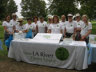 Save La River Open Space Supports Folar! T-Shirt Photo