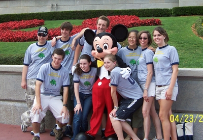 Matheletes And The Mouse T-Shirt Photo