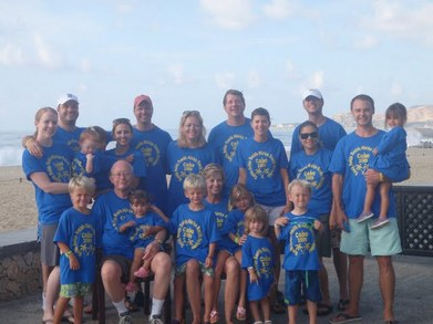 Cabo Group Photo 09 T-Shirt Photo