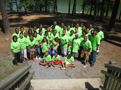 Small Maddison Family Retreat 2009 T-Shirt Photo