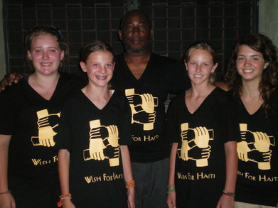 Wish For Haiti T-Shirt Photo