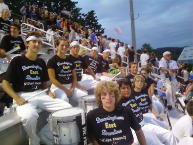 Dehs Drumline T-Shirt Photo