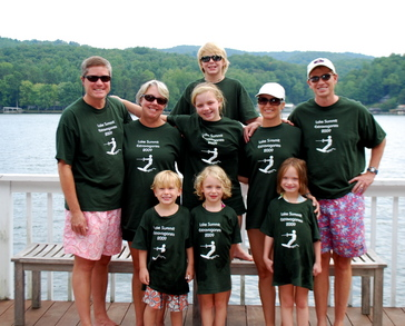 Lake Summit Labor Day Extravaganza! T-Shirt Photo