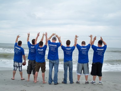 The Day After......The Bachelor Party T-Shirt Photo