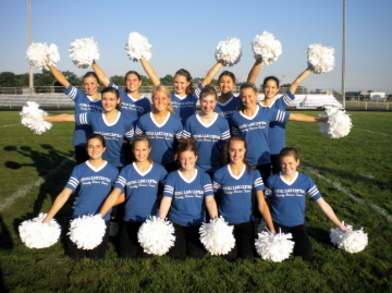 Crystal Lake Central Varsity Dance Team T-Shirt Photo