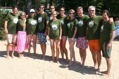 Jet Ski Day T-Shirt Photo