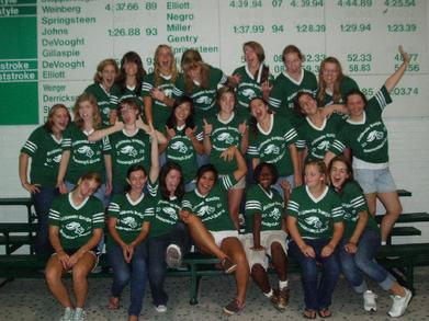 Richwoods Knights Swimming And Diving T-Shirt Photo
