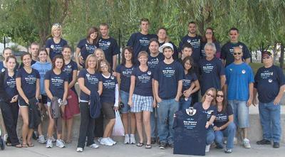 Ben Neibold Memories Team T-Shirt Photo