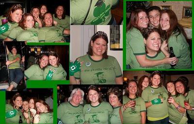 Graduation Irish Pub Crawl T-Shirt Photo