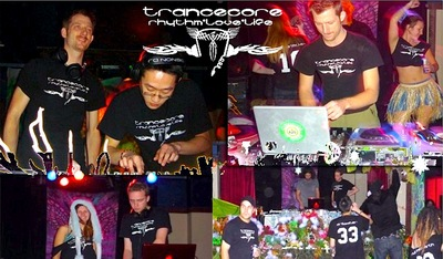 Team Trancecore T-Shirt Photo
