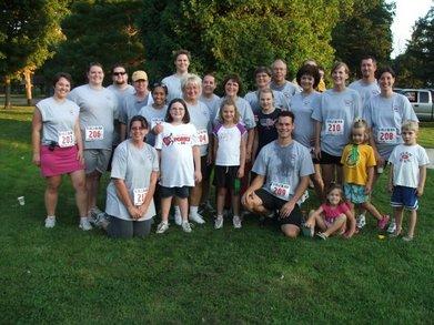 Fbc 2009 5 K Team T-Shirt Photo