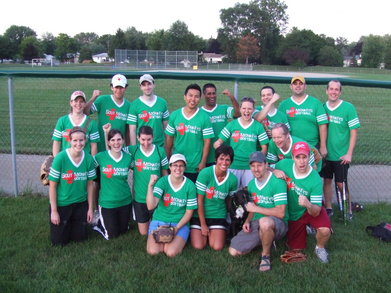 Scut Monkeys Softball Wins! T-Shirt Photo