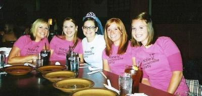 Katie's Bachelorette Party T-Shirt Photo