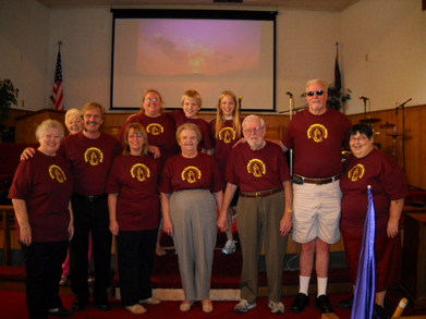 Pastor Bob's Flock T-Shirt Photo