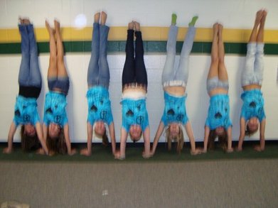 Diving Love: Upside Down Or Right Side Up T-Shirt Photo