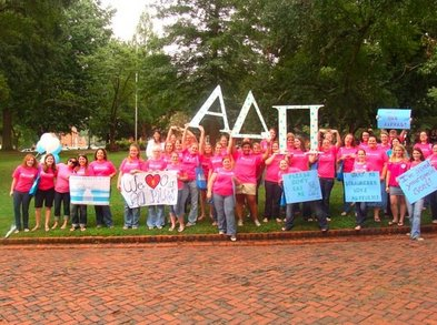 Ad Pi Bid Day! T-Shirt Photo