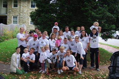 1st Annual Stillmeadow 5 K T-Shirt Photo