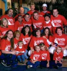 Annual Garrabrant Family And Friends Cruise T-Shirt Photo