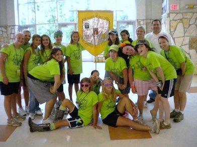 Girls Camp 09' T-Shirt Photo