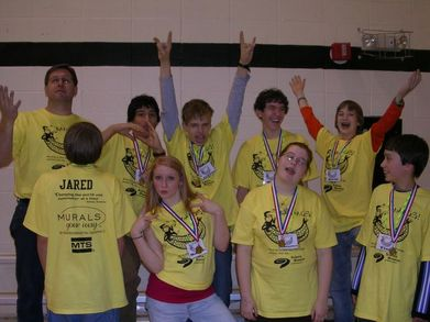 Bananos Lego Robotics Regional Champs T-Shirt Photo