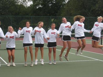 Radnor Girls Tennis T-Shirt Photo