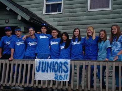Juniors 2011 T-Shirt Photo