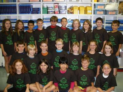 Frog Tastic Class Shirts T-Shirt Photo