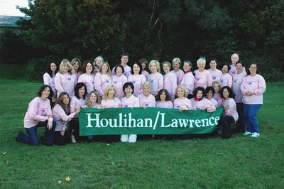 Making Strides Fundraiser T-Shirt Photo