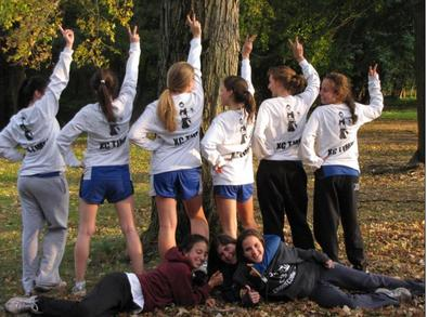 Whs Xc Time T-Shirt Photo