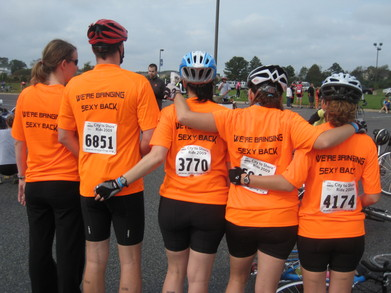 Dcdd Bikes To Create A World Free Of Ms! T-Shirt Photo